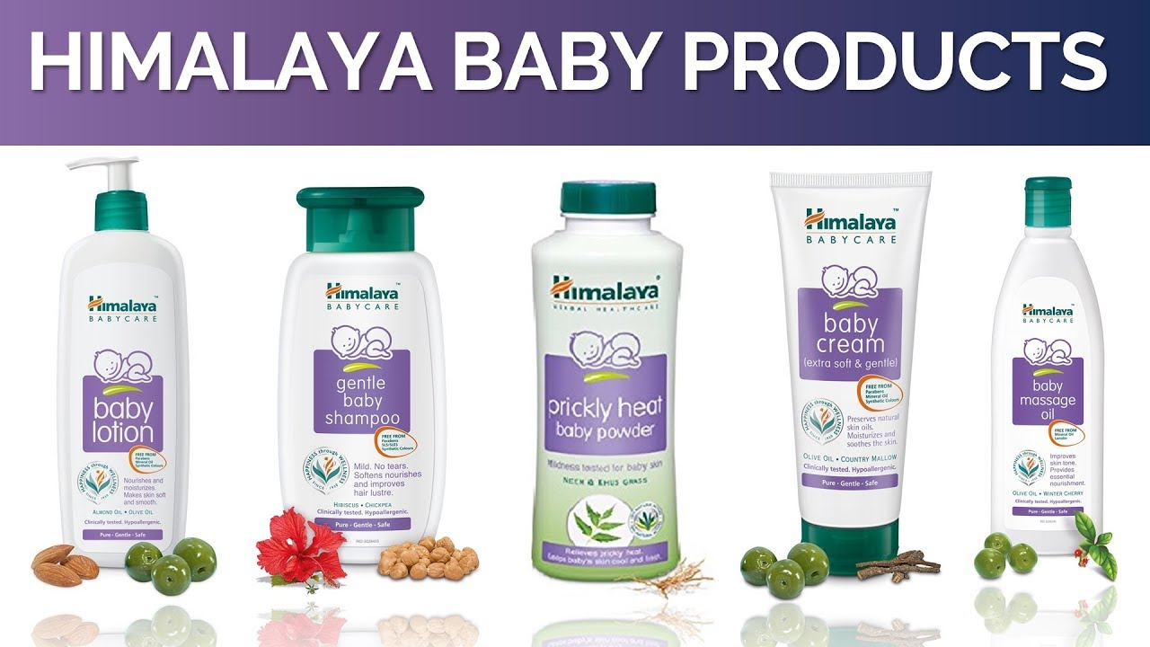 Baby Product Shopping