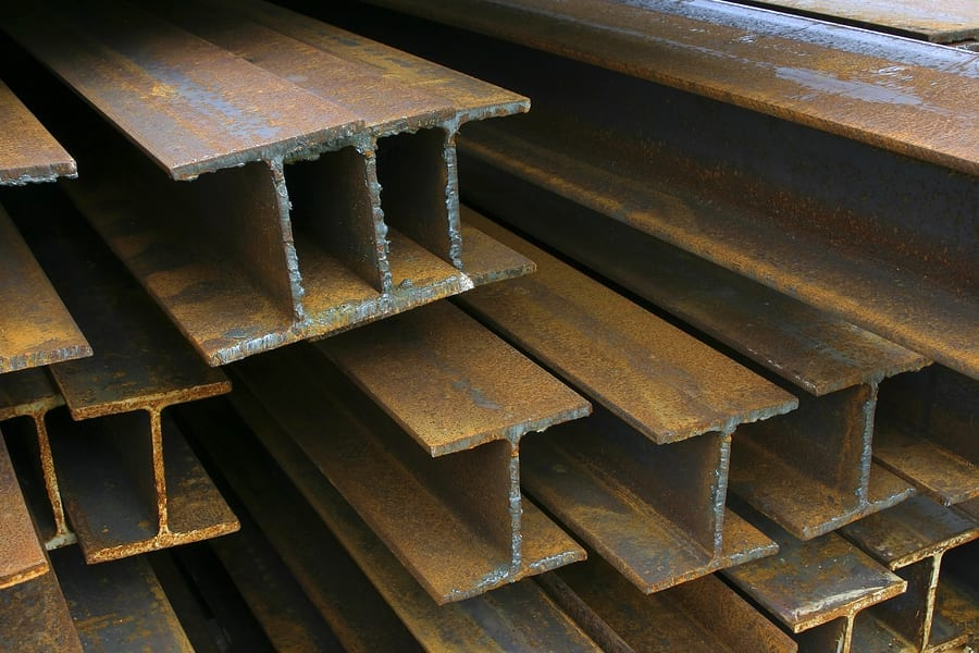 What Is the Purpose of I Beams in Structural Steel Construction?